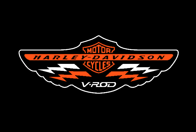 T-Shirt HARLEY DAVIDSON CLUB ORANGE