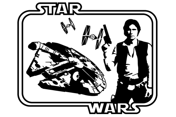 PRNT Han Solo